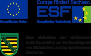 Mitfinanzierung durch die ESF